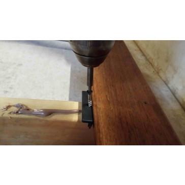 DECKMATE DIY TIMBER SCREW KIT 400 PCE