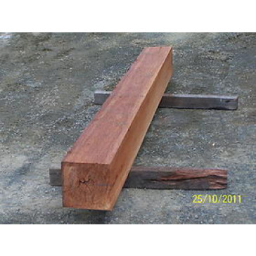 100 X 100 F14 Sawn App Ironbark Up 3 6m Posts