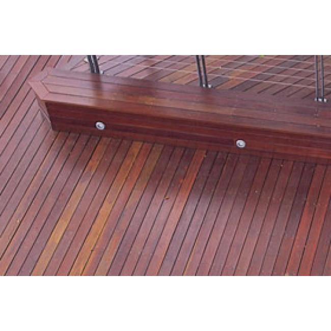 Ironbark Decking