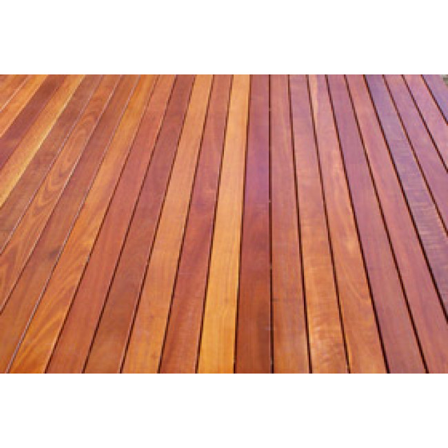 136 X 19 Stb Spotted Gum Decking R L