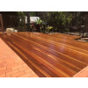 86 X 19 SPOTTED GUM DECKING GROOVED ONLY - SUITABLE FOR DECKMATE DIY