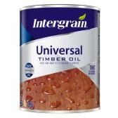 INTERGRAIN UNIVERSAL TIMBER OIL 1 L