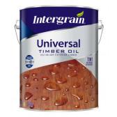 INTERGRAIN UNIVERSAL TIMBER OIL 5 L