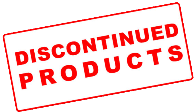 Discontinued Stocklines