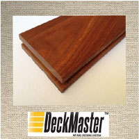 DeckMaster - The No Nail Decking System.